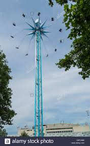 Star Flyer At Priceless London Wonderground Site On The South Bank