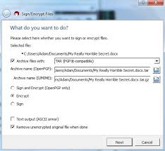 How To Use Gpg4win In Windows To Encrypt Files Emails Null Byte
