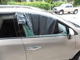 houston broken auto glass