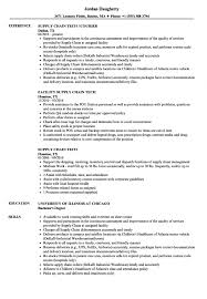 Sample Resume Of Supply Chain Manager Resume For Logistics Supply Chain Manager Sample Sevte 23