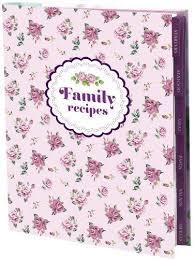 Recipe Journals 9781742689111 Cloth Recipe Journal Family Recipes Recipe