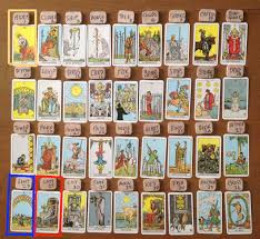 tarot cards pics photography collection