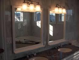 bathroom lighting above mirror. over the mirror bathroom lights justbeingmyselfme lighting above m