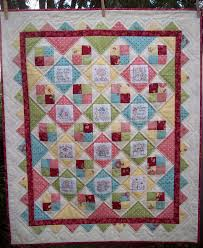 235 best Quilts-border/binding images on Pinterest | Embroidery ... & Love the border on this! AUNTIE'S QUAINT QUILTS Adamdwight.com