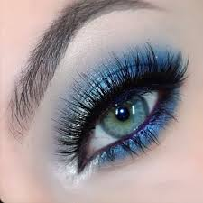 prom makeup for navy blue dress makeup ideas for s