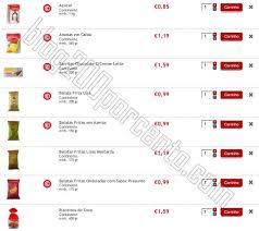 Lista De Compras Supermercado Lista De Produtos 5 Em 15 De Compras Continente Blog 200