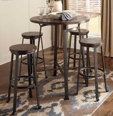 round pub table sets