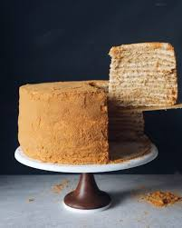 My Favorite Cake Russian Honey Cake from 20th Century Cafe –