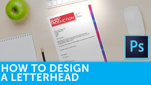 Psd Letterhead Template How To Design A Letterhead In Adobe Photoshop Solopress Tutorial 8