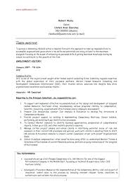 Most Effective Ways To Form And Resume Template Ideas