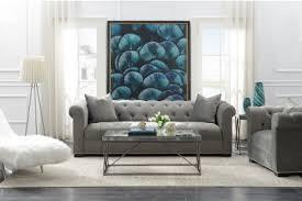 modena living room in gray