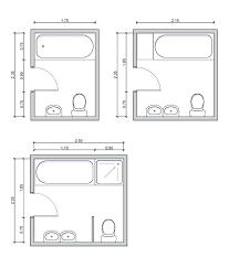 Small Bathroom Layout Designs