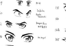 how to draw male anime eyes. Simple Draw Anime Eyes Male On How To Draw Male Anime Eyes