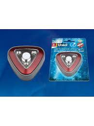 Светодиодный светильник-<b>ночник</b> Пуш-Лайт Uniel 5347011 в ...