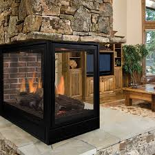 Monessen Arlington Designer Peninsula Direct Vent Fireplace - 36 ...