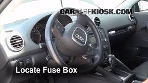 2008 Audi A3 Quattro 3.2L V6%2FFuse Interior Part 1 interior fuse box location 2006 2013 audi a3 2008 audi a3 on fuse box on audi a3 2006