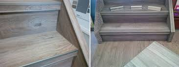vinyl plank flooring for stairs. Unique For With Vinyl Plank Flooring For Stairs K