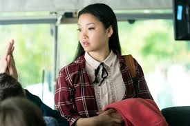 Our romantic comedy heroine has a good heart. In To All The Boys I Ve Loved Before Lana Condor Is The Rom Com Star She S Always Wanted