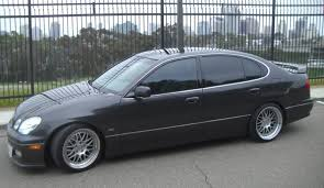 2002 Lexus GS 300 - Information and photos - ZombieDrive