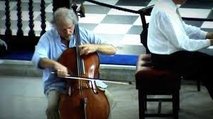 Ivan Andrews Cello Eric Stevens Piano Schubert Arpeggione Sonata in A Minor  - YouTube