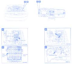 mitsubishi montero 2000 fuse box block circuit breaker diagram 2001 pajero fuse box at Mitsubishi Pajero Fuse Box Layout
