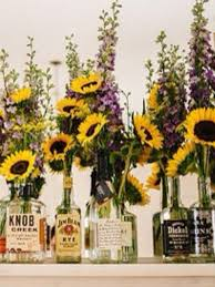 How To Decorate Empty Liquor Bottles Great idea empty liquor bottles Crafts and things Pinterest 66