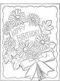 black and white birthday cards printable birthday card pdf happy birthday card printable ring pages mom cards