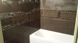 How To Tile A Bathroom Floor Video Bathroom Wall Tile Installation Bathroom Trends 2017 2018