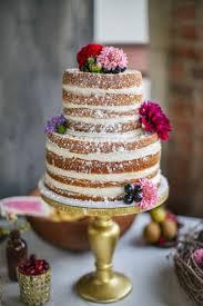 easy wedding cake. easy-bakery-flora-naked-wedding-cake-best-color- easy wedding cake