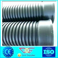 3 inch corrugated drain pipe 2 perforated medium drainage with installation 4 inc