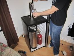 kegerator cost 345 43 tax included fridge and tower