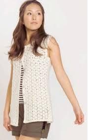 Free Crochet Vest Patterns Interesting Sleeveless Cardigan Vest Free Crochet Pattern ⋆ Crochet Kingdom