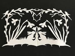 Brautpaar figuren individuell mit scherenschnitt aus acryl. Scherenschnitt Anleitung Vorlagen Und Bilder Selbst Anfertigen