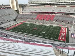 Ohio St Football Stadium Seating Chart Ohio Stadium Section 16c Rateyourseats Com