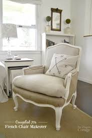 diy upholstered french chairs see how these 1970s 25 craigslist chairs were brought into the