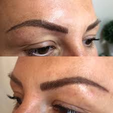 used eyebrow microblading semi permanent makeup in london borough of barnet for 150 00 shpock
