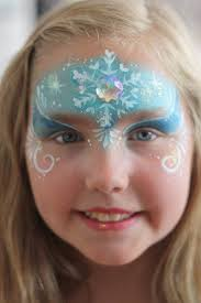 2016 little girl frozen face paint design snowflakes eyeshadow face paint you will love these great face paint by
