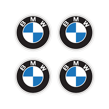 Printed vinyl Bmw Logo | Stickers Factory