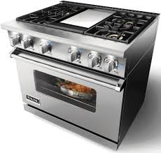 viking gas range. Viking Professional 7 Series VGR73614GSSLP - SoftLit LED Lights Accent The Control Panel And Illuminate Knobs Gas Range J