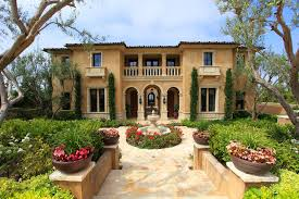Italian Style House Plans Mediterranean Refinement