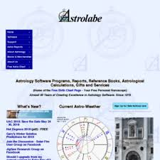 Alabe Free Natal Chart Crystal Alabe Com At Wi Astrolabe Astrology Software