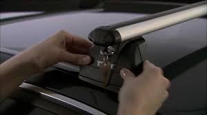 Roof Racks - <b>Thule</b> Rapid System 753, <b>kit</b> 183 - YouTube