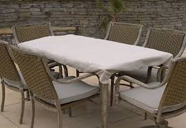 cover for outdoor furniture. Hearth And Garden Standard Rectangular Table Cover For Outdoor Furniture