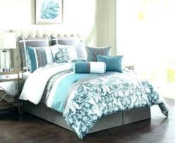 cotton comforter queen purple king size sets brown blue bedding percent c set reviews 4 100