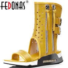Zip in Heel Flat Sandals Promotion-Shop for Promotional Zip in Heel ...