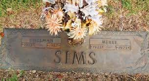 Buna Merle Lewis Sims (1911-1971) - Find A Grave Memorial