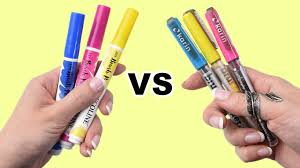 Royal Talens Ecoline Brush Pens Vs Karin Brushmarker Pro