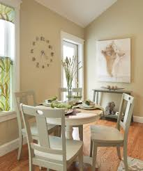 casual dining room ideas round table. Boston Repurposed Dining Table Room Contemporary With Beige Molding Wall Mirrors Toom Casual Ideas Round
