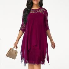 <b>2019 Newest</b> Women's <b>Fashion</b> Casual Loose Half Sleeve Elegant ...