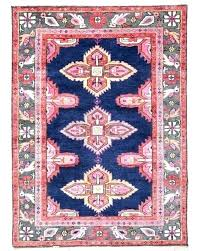 pink rug kismet in navy hot vintage turkish kilim